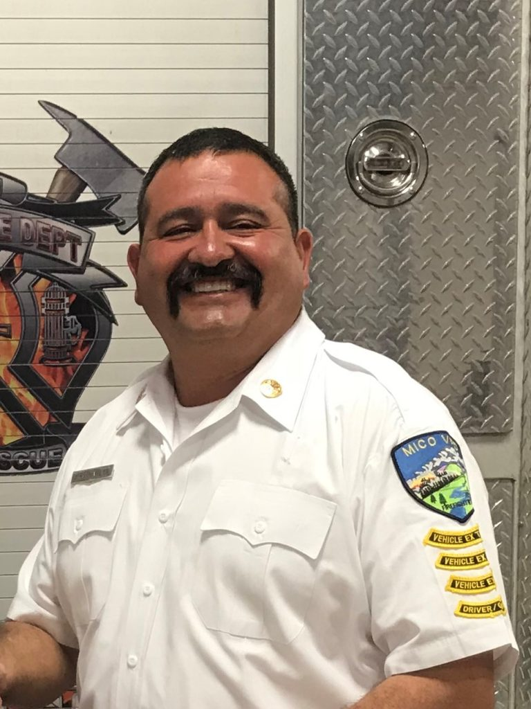 Jamie Esquivel, Deputy Chief